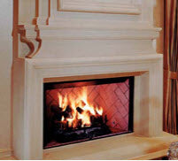 Craftsman 36 Wood Burning Fireplace-F0705