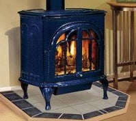 Serefina Cast Iron Direct Vent Gas Stove- F2331