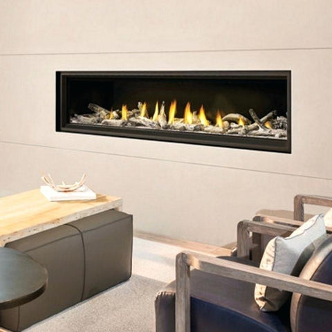 Vector 50 Linear See-Thru Direct Vent Gas Fireplace