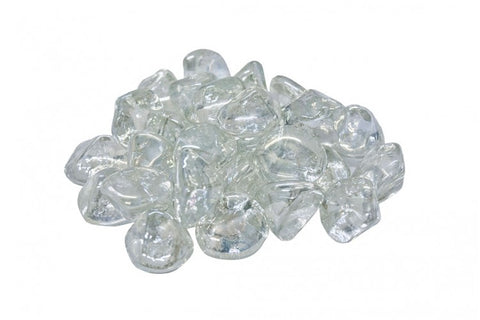 Glass Media-Diamond Nuggets 10lb bag