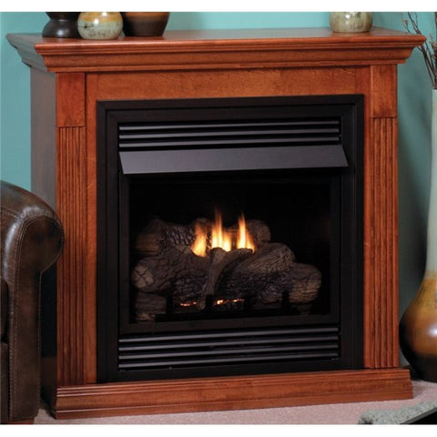 Vail 26 Vent Free Special Edition Fireplace/Mantel Combination