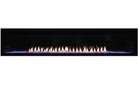 Boulevard Linear Contemporary Vent Free Fireplace
