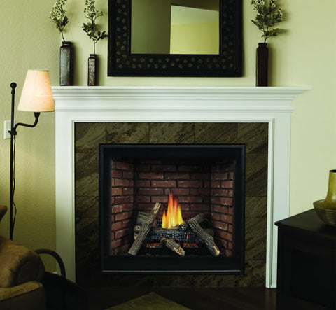 Tahoe Clean Face Direct Vent Fireplace Premium 36