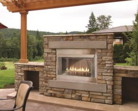 White Mountain Hearth Premium Outdoor Firebox 36