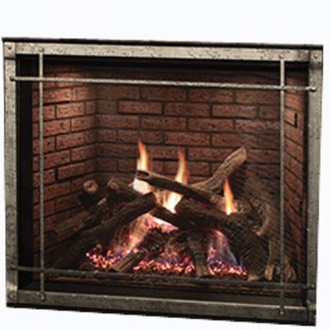 TruFlame Technology Rushmore 36 Clean Face Direct Vent Fireplace- DVCT36CFP95N