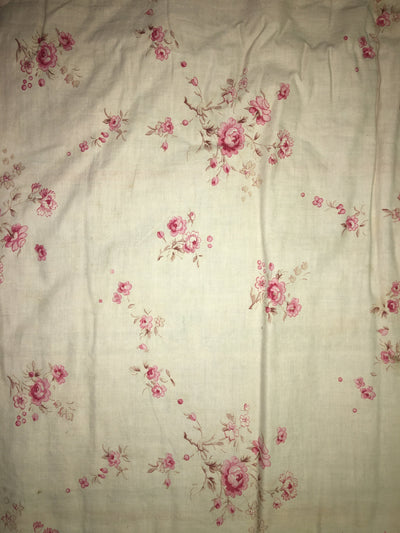 Rare Blue French Provincial Boutis 19th Century Quilt - Helen Storey Antiques