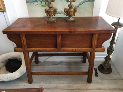Chinese Console or Wine Table, 19th Century - Helen Storey Antiques