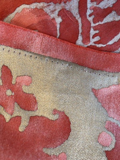 Fabric - VINTAGE FORTUNY COTTON FABRIC, VIVALDI PATTERN