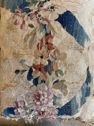 Pillows - Pair Of 18th Century French Tapestry Pillows