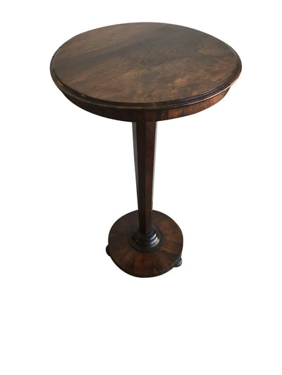 19th Century Secessionist or Biedermeier Side Table - Helen Storey Antiques