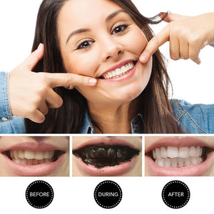 Activated Coconut Carbon Teeth Whitening