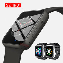 Smartwatch Bluetooth Digital Wrist Sport Watch SIM Card Phone With Camera