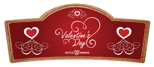 Valentine's Day - Popcorn Gift Tin - Kettle Heroes Artisan Popcorn