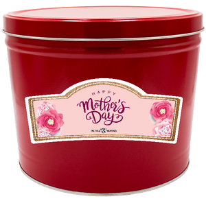 Happy Mother's Day - Popcorn Gift Tin - Kettle Heroes Artisan Popcorn