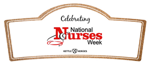 National Nurses Week - Popcorn Gift Tin - Kettle Heroes Artisan Popcorn