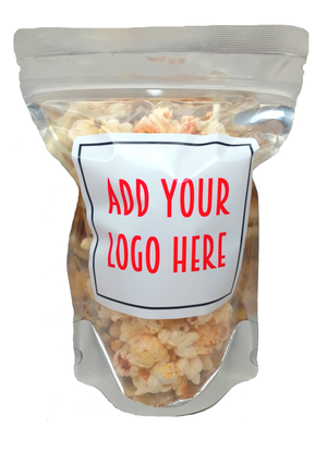 Custom Business Popcorn Favors - Kettle Heroes Artisan Popcorn