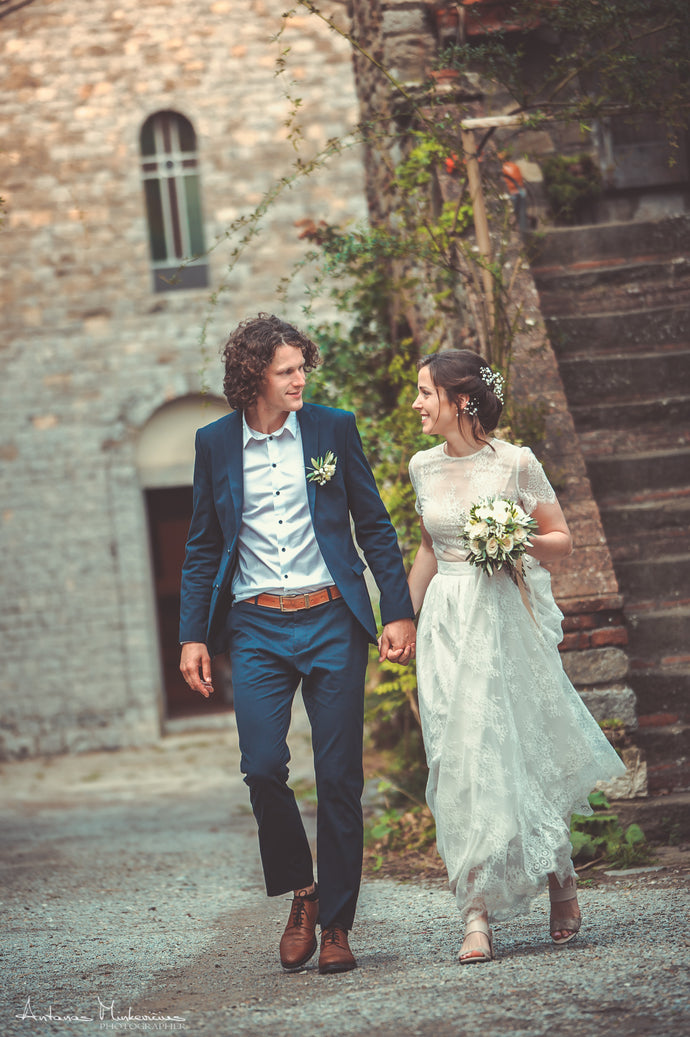 Intimate Wedding in Italy, Tuscany
