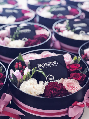 Event flower decor in Dubai