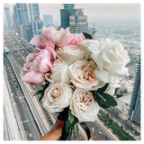 SEND LOVE flower arrangement delivery in Dubai