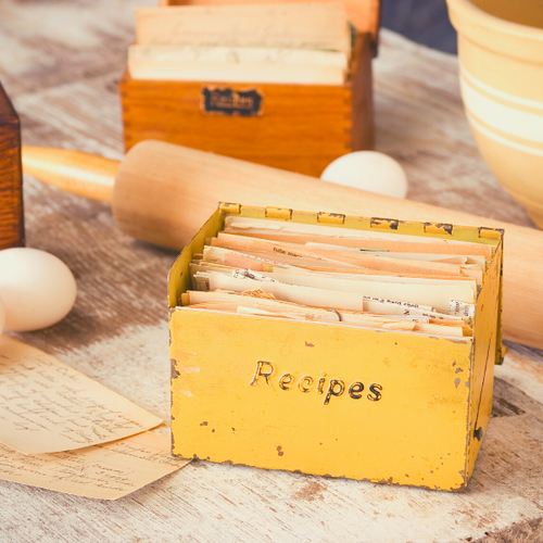 The Best Ways to Organize Your Recipes