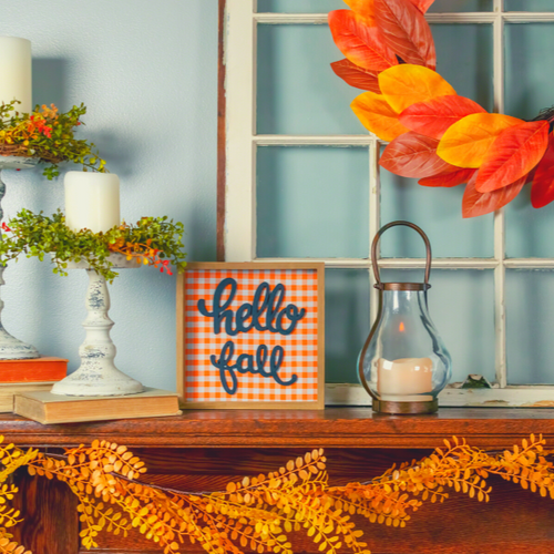 Fall Kitchen Decoration Ideas