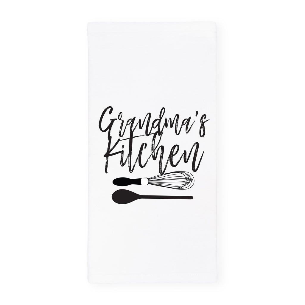 Grandma's Kitchen Tea Towel