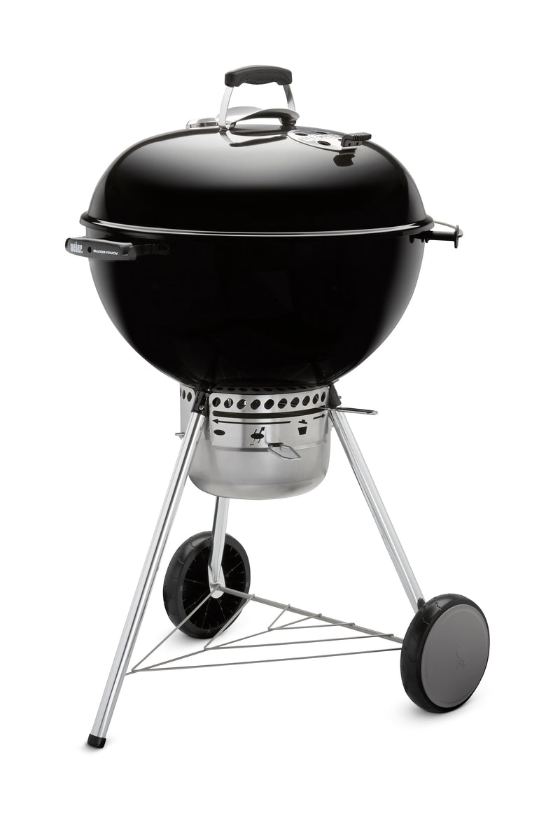 Weber Master-Touch Charcoal Grill, 22-Inch, Black - 14501001