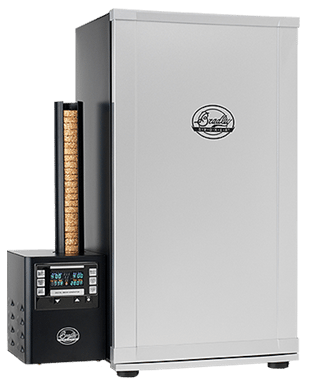 Bradley Digital Electric Smoker- 6 Rack, 108L