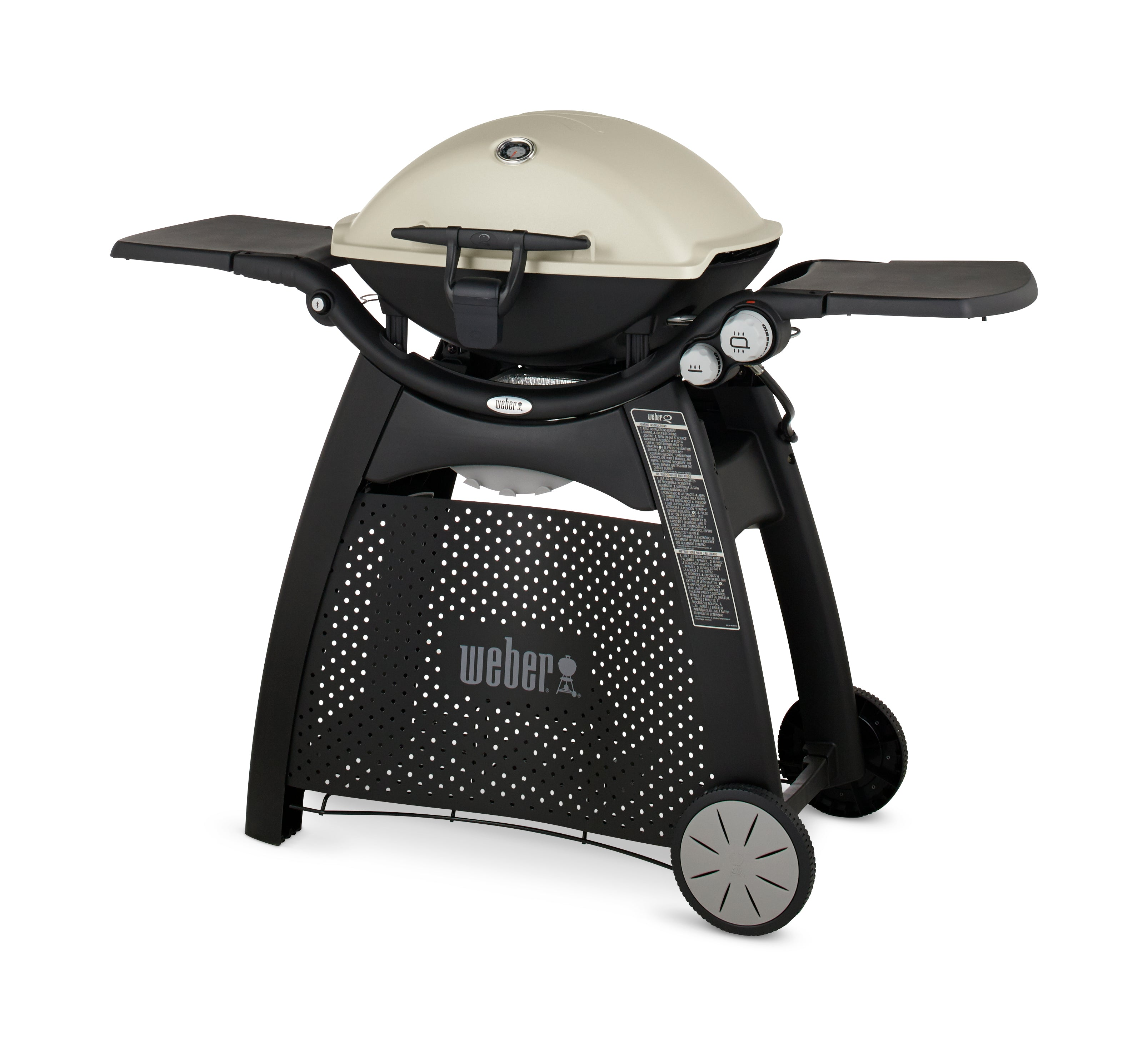 Weber Q 3200 Natural Gas Grill - 57067001