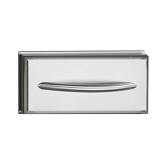 Napoleon   Flat Stainless Steel Built-in Drawer Set