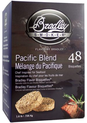 Pacific Blend Bisquettes 48-Pack