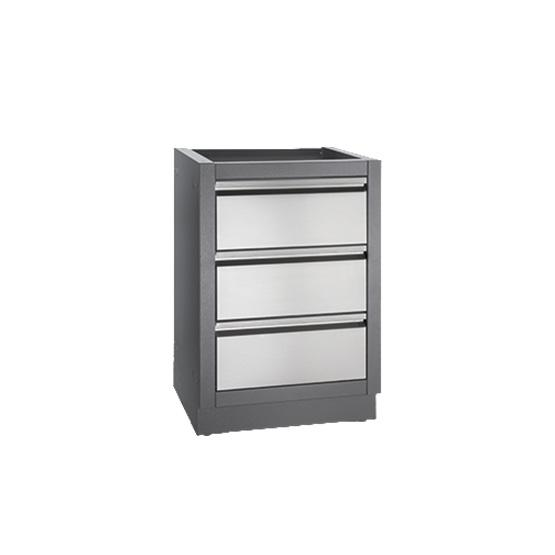 Napoleon   OASIS™ Three Drawer Cabinet