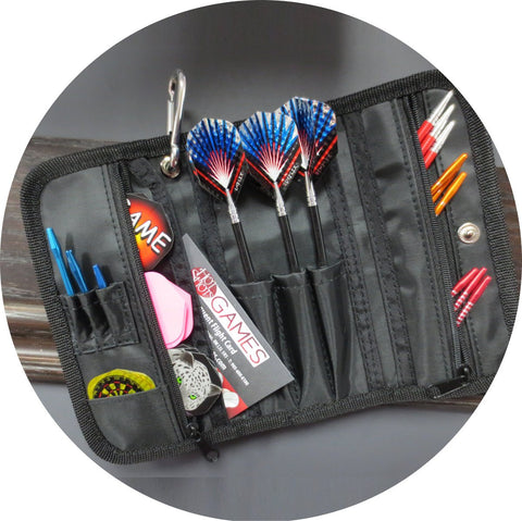 Darts Wallets and Darts Cases - Mad on Darts Online Darts Shop
