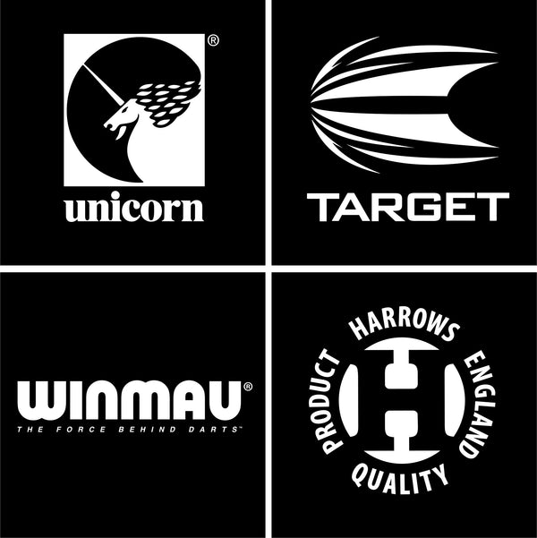 Unicorn Darts, Target Darts, Harrows Darts, Winmau Darts - UK Online Darts Store - Mad on Darts