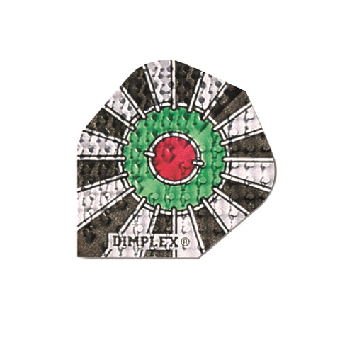 Harrows - Harrows Dimplex 4016 Dartboard Dart Flights - Mad On Darts -  Flights