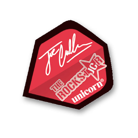 Unicorn - Unicorn Authentic .125 Joe Cullen Rockstar Dart Flights - Mad On Darts -  Flights