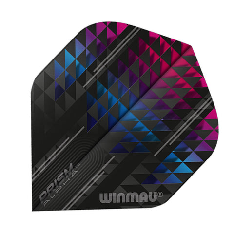 Winmau - Winmau Prism Alpha 115 Dart Flights - Mad On Darts -  Flights