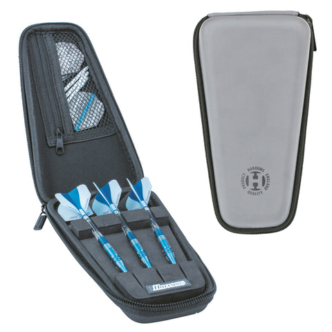 Harrows - Harrows Ace Grey Darts Case - Mad On Darts -  Accessories