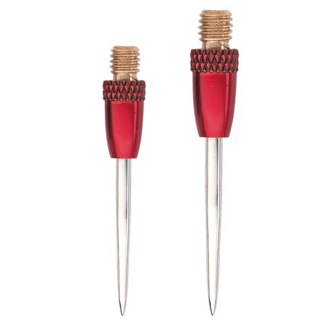 Unicorn - Unicorn Converta Spare Steel Points Red - Mad On Darts -  Accessories