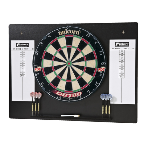 Unicorn - Unicorn DB180 Home Darts Centre - Mad On Darts -  Dartboards & Oche Accessories