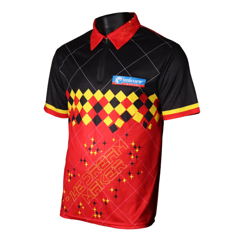Unicorn Official 2019 Dimitri Van Den Bergh Darts Shirt