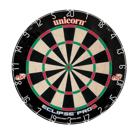 Unicorn - Unicorn Eclipse Pro 2 Dartboard - Mad On Darts -  Dartboards & Oche Accessories