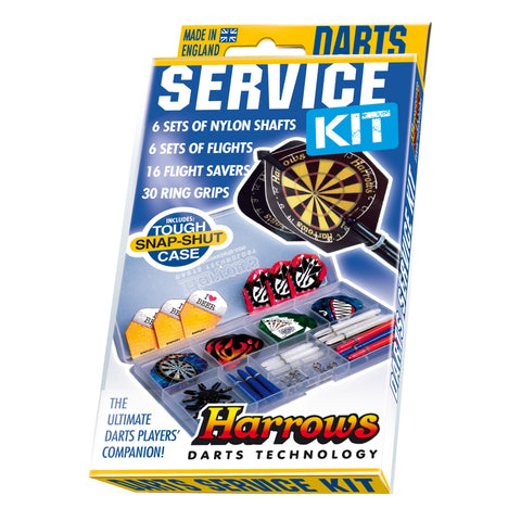 Harrows - Harrows Darts Service Kit - Mad On Darts -  Other Accessories
