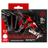 Harrows - Harrows Wolfram Inifnity 97% Steel Tip Darts - Mad On Darts -  Darts Sets