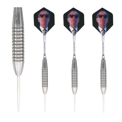 Unicorn - Unicorn John Lowe Bullet Steel Tip Darts - Mad On Darts -  Darts Sets