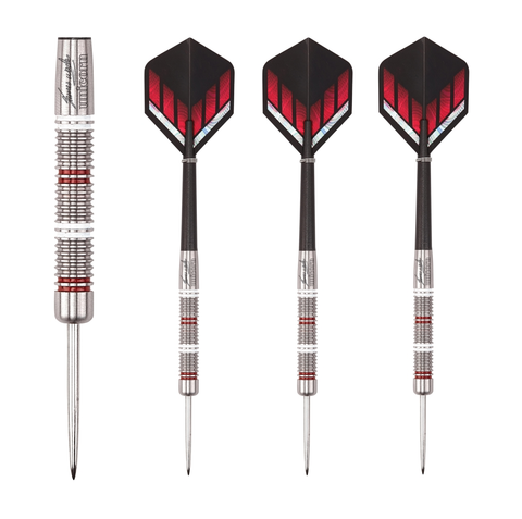 Unicorn - Unicorn James Wade Silverstar Steel Tip Darts - Mad On Darts -  Darts Sets