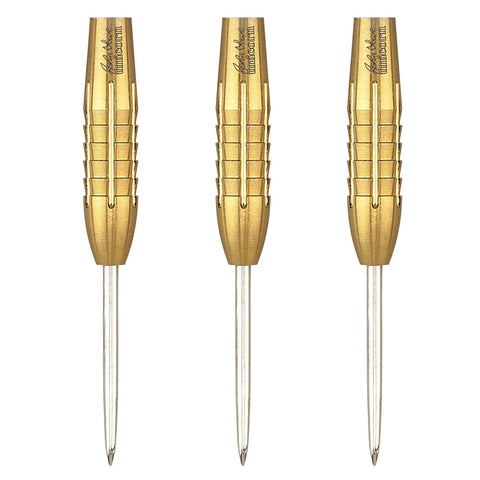 Unicorn John Lowe Phase 2 Golden Darts - Barrels Only