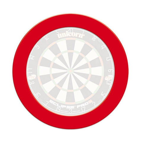 Unicorn - Unicorn Pro Slimline Dartboard Surround - Mad On Darts -  Dartboards & Oche Accessories