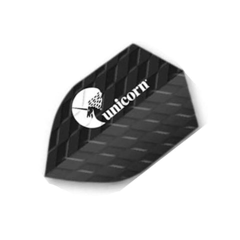 Unicorn Q.75 Black Shield Q2 Dart Flights