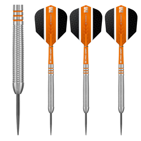 Target - Target Raymond van Barneveld 80% Steel Tip Darts - Mad On Darts -  Darts Sets